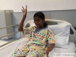Help Pavithra Undergo Open Heart Surgery