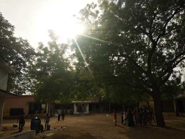 Help poor children studying in Govt. High School get quality education