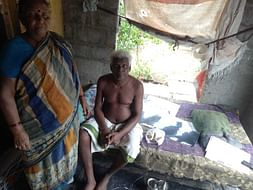 Farmer attacked with paralysis stroke needs support to survive!