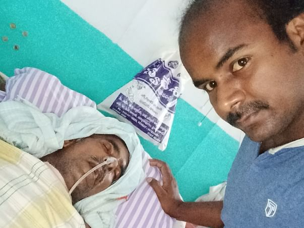 Fatal Accident Left My Father Fighting For His Life In The ICU