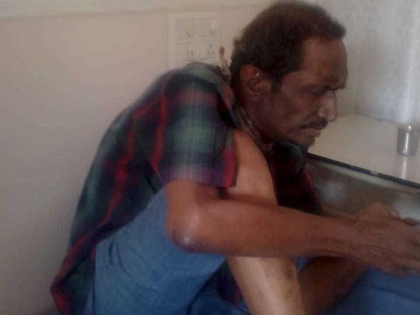 Help Sunil To Undergo Throat Cancer.