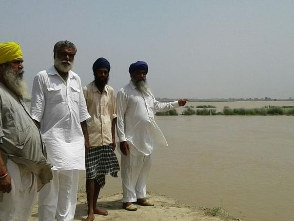 HELP THE POOR FARMERS SUFFERING FROM FLOODS
