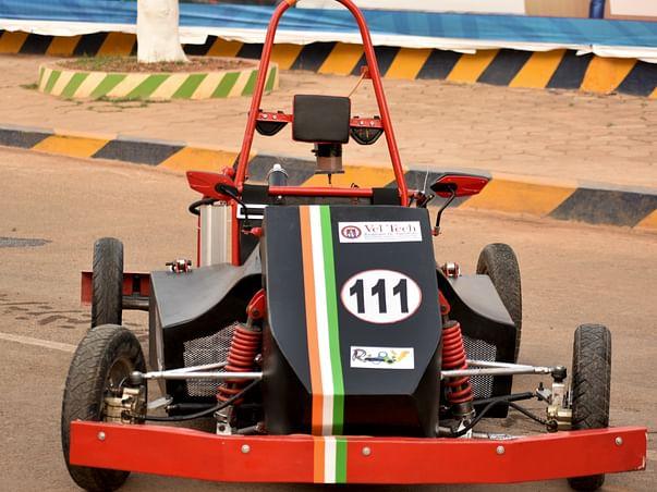 "Encourage Team ""VELTECH INDIA"" Participate in ISCC (South Korea)"