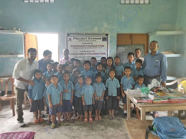 Project Gyanam: An initiative by Xondhan Foundation