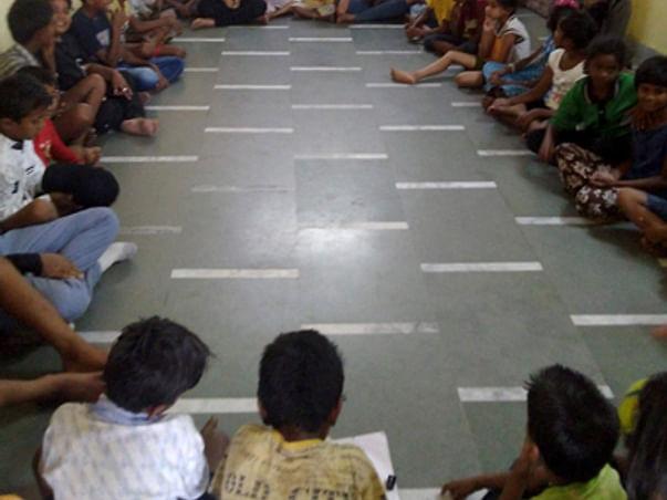 Help Us in Educating the Children of Bamanwada