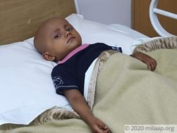 Sanjana needs your help to undergo her treatment