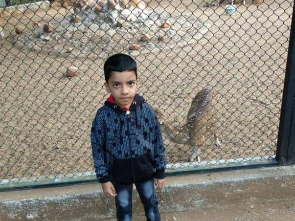 Help Mekanath Fight Neck Tumour