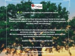 Climate Change: Tree Plantation Drive