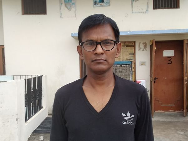Help Vishwajeet To Continue His Life