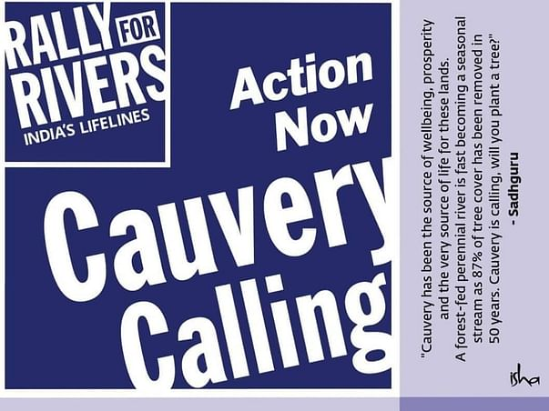 Help To Save Cauvery river
