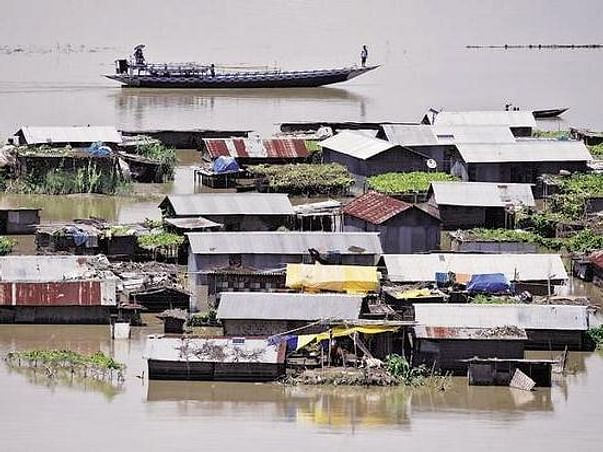 Assam Floods - Donate And Help To Rebuild Houses.