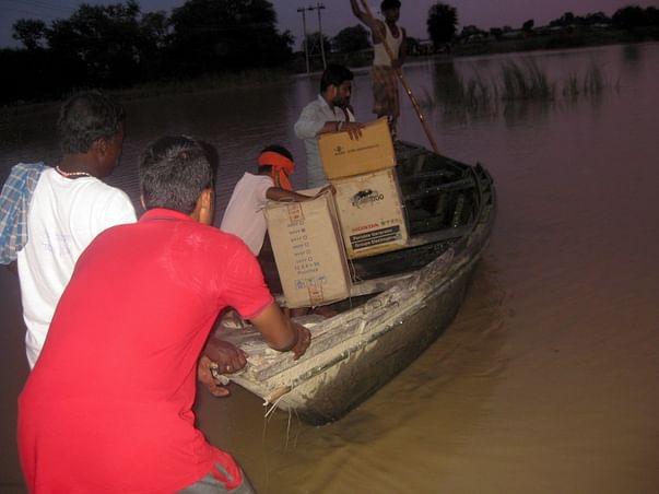 Help us to Save Bihar #BiharFlood2019
