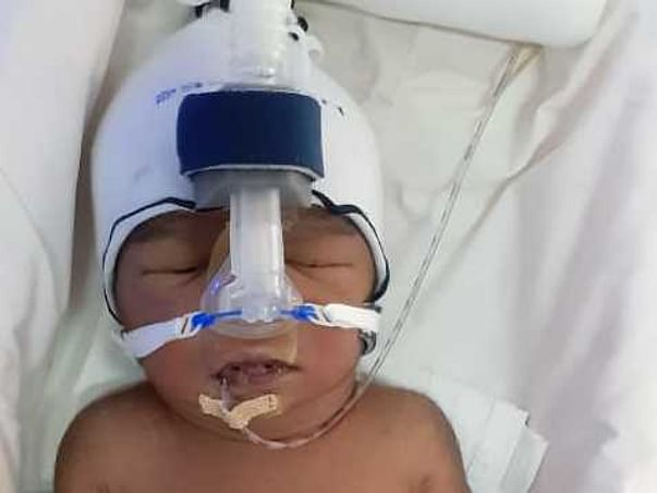 Help Nabeesha's Son Recover