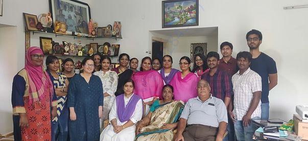 20th July 2019 Volunteers Training