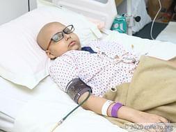 Daksh Chaudhary needs your help to undergo his treatment
