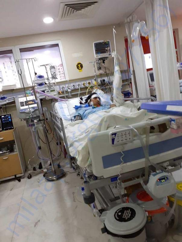 Preeti in ICU