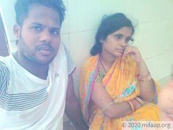 Lizarani needs your help to undergo her treatment