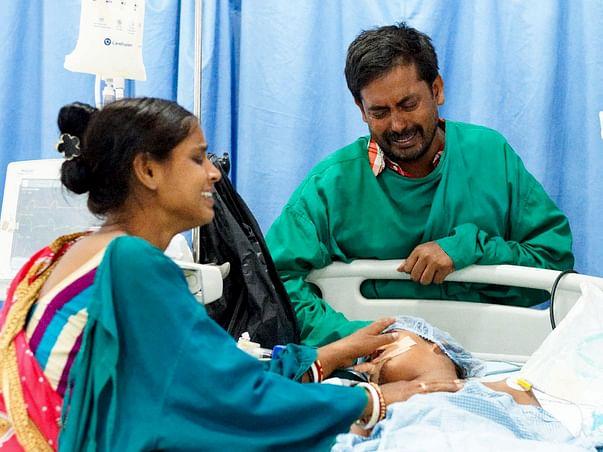 Minati Das needs your help to survive