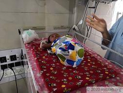 Baby Of Aradya Das needs your help to survive
