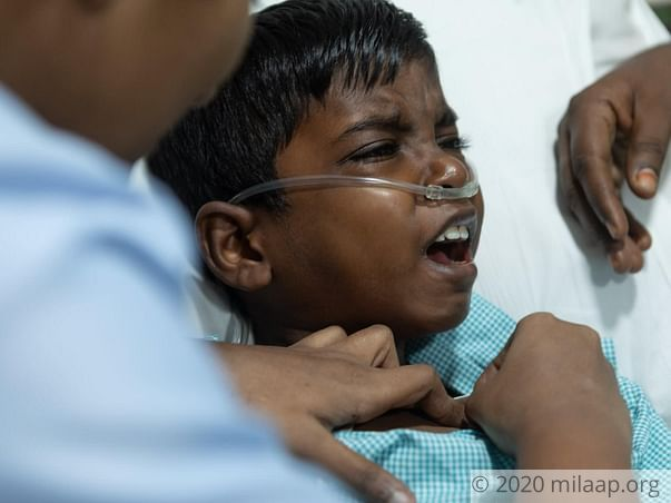 Help Sonu Recover From Cryptogenic Cirrhosis Of Liver