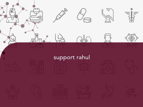 support rahul