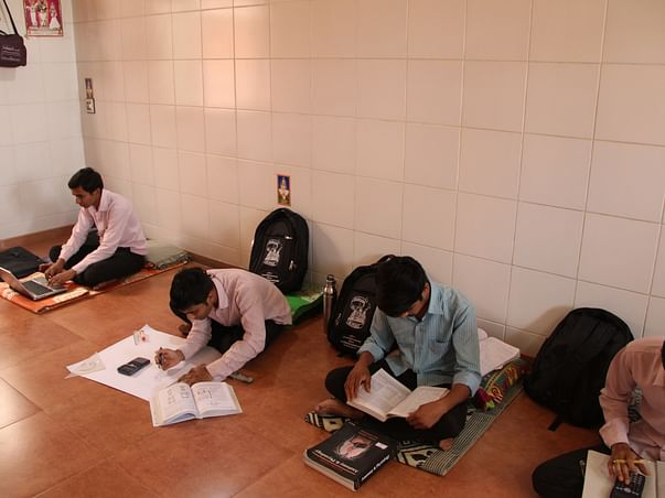 Help us in providing free educational facilities.