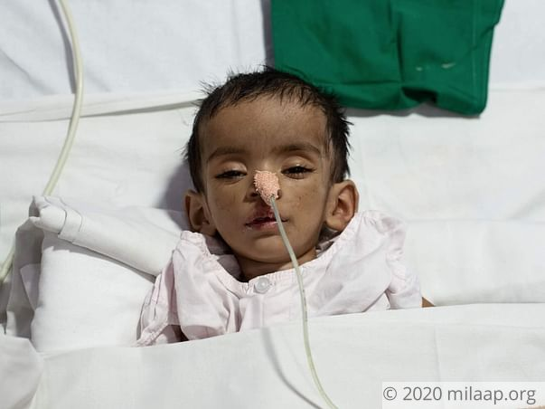 Help Aastha Singh Recover From Neonatal Encephalopathy