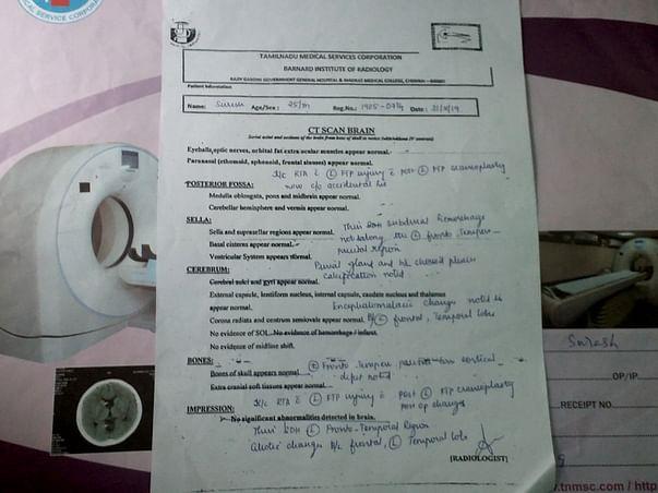 Help Suresh Undergo Surgery For Craniopharyngioma