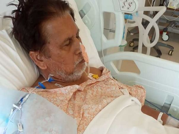 Help me to get my father Discharge from hospital we don't have money.