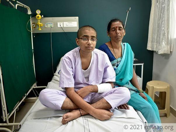 Master Utkarsh Machale Pre B Cell Acute Lymphoblastic Leukemia