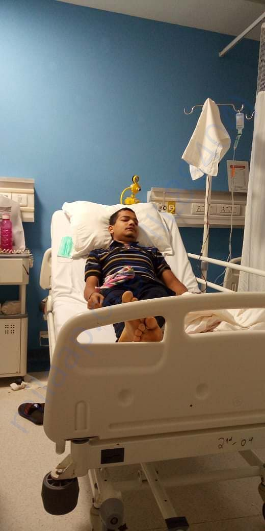 Saba @ Manipal hospital, Panaji Goa