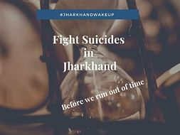 Fight Suicides In Jharkhand
