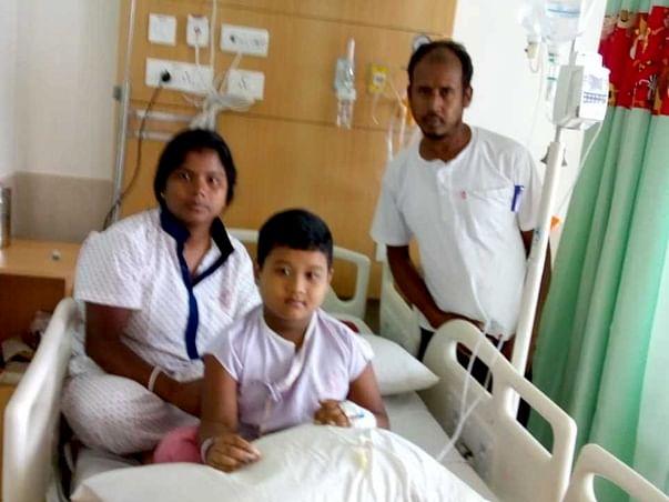 Help My Son Santanu Fight Leukemia.