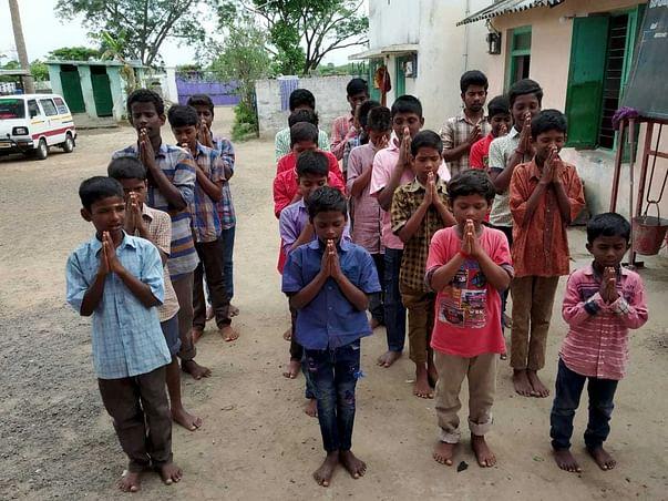 Support Vijaya Kumar -To Run a Orphan Home