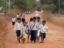 Donate School Bus To Feed Children