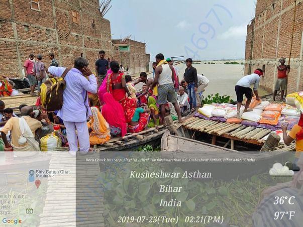 Bihar Flood Tragedy