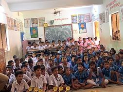 Help Underprivileged Children To Get Free Education