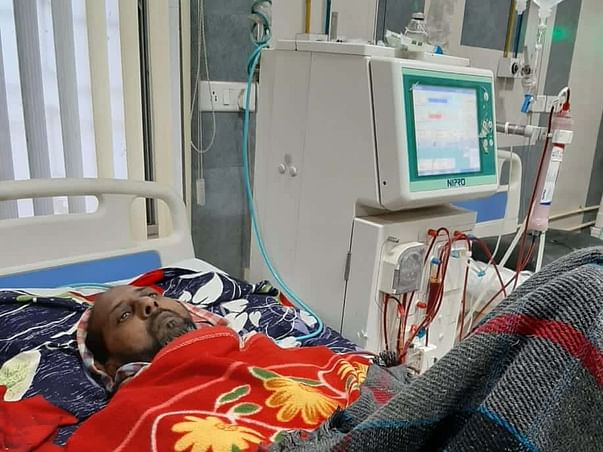 My Father Needs Help For Kidney Failure