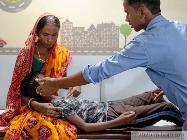 Piyush Kumar needs your help