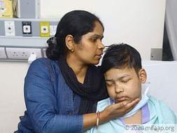 Subham needs your help to undergo his treatment