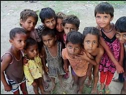 Help poor childs from hunger
