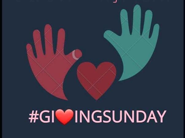 SUNSHINE GIVING SUNDAY
