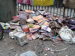 To rebuild Pathshala ki Library, destroyed by Vadodara floods