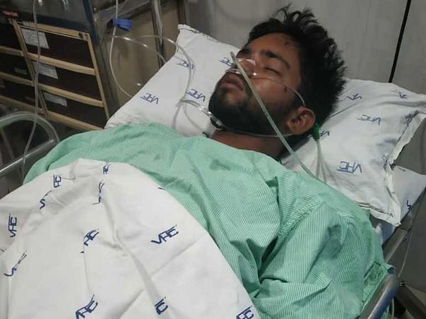 Help Bharath Recover From An Accident