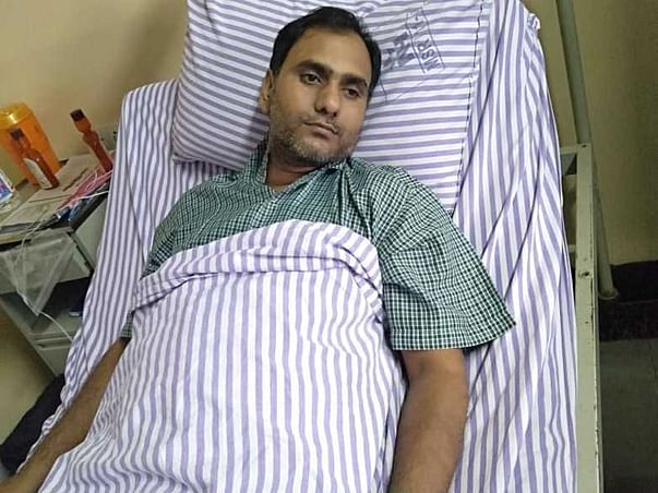 Help Shyam Krishna Purvy Fight Heart Failure