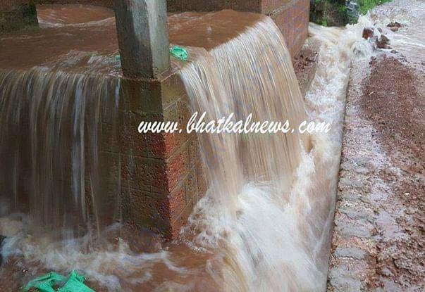 Flood in bhatkal