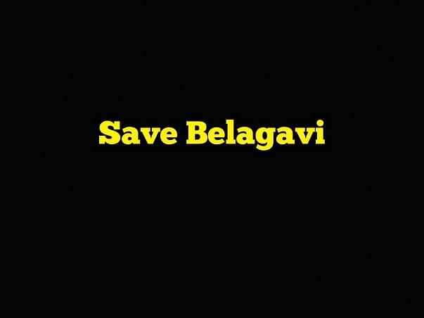SAVE BELAGAVI