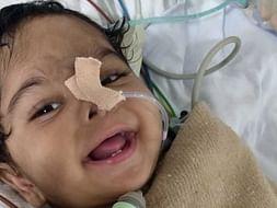 Help Baby Danasri To Overcome Tracheobronchomalacia.