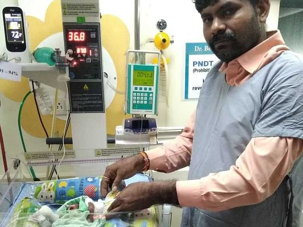 Help Shubhangi to Save 26 weeks Pre-mature Twins! (Only One Survived)