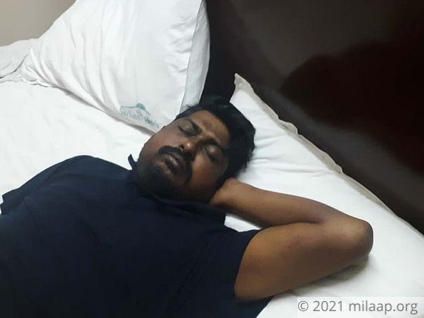 Help Sunil Fight Acute Chronic Liver Failure